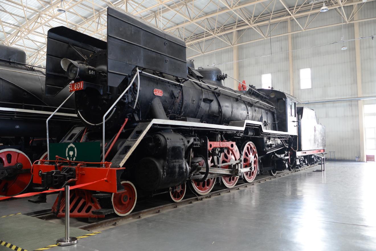 蒸気機関車 | 中国鉄道博物館 | web紀行